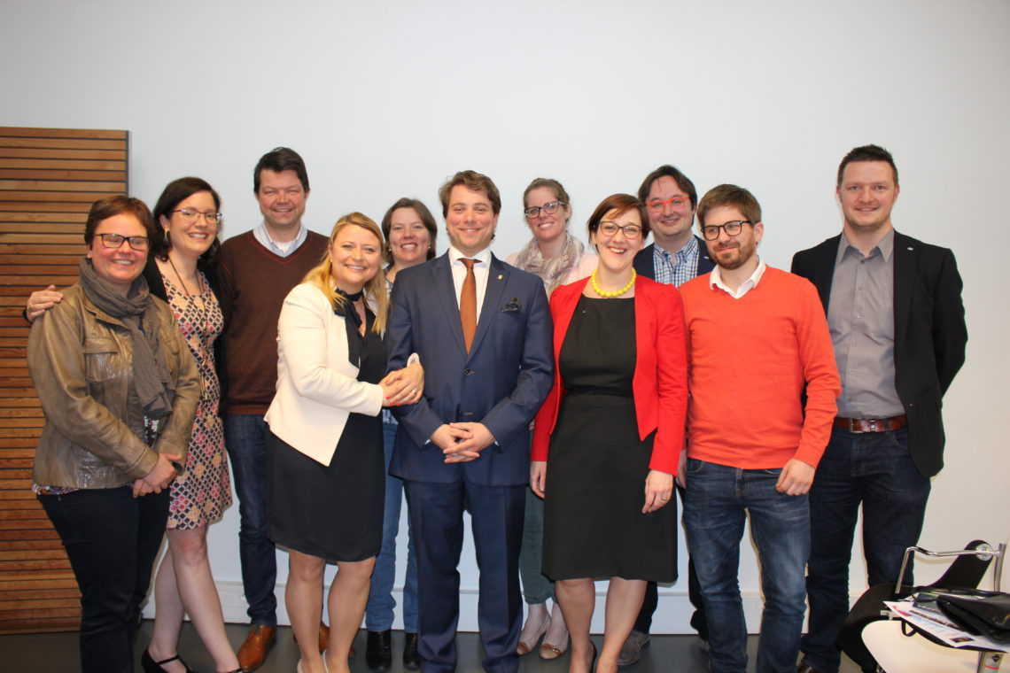 Board of Directors JCI Belgium 2017