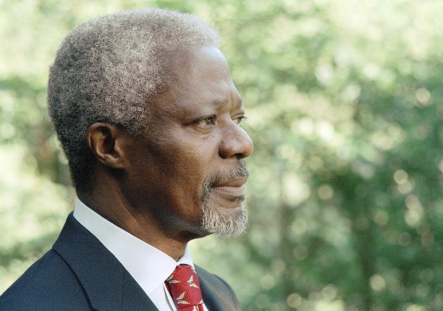 Kofi Annan will give a keynote speach during the JCI World Congress 2017 in Amsterdam