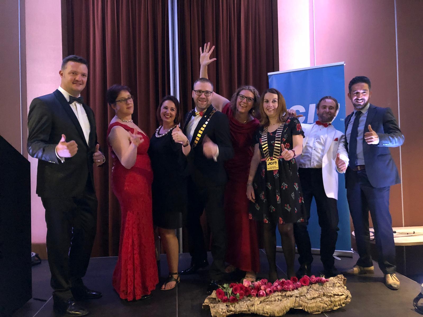 Board JCI Belgium 2019