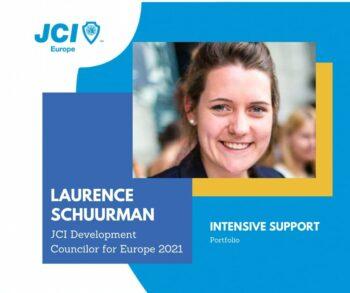 Laurence Schuurman elected as EDC Councilor
